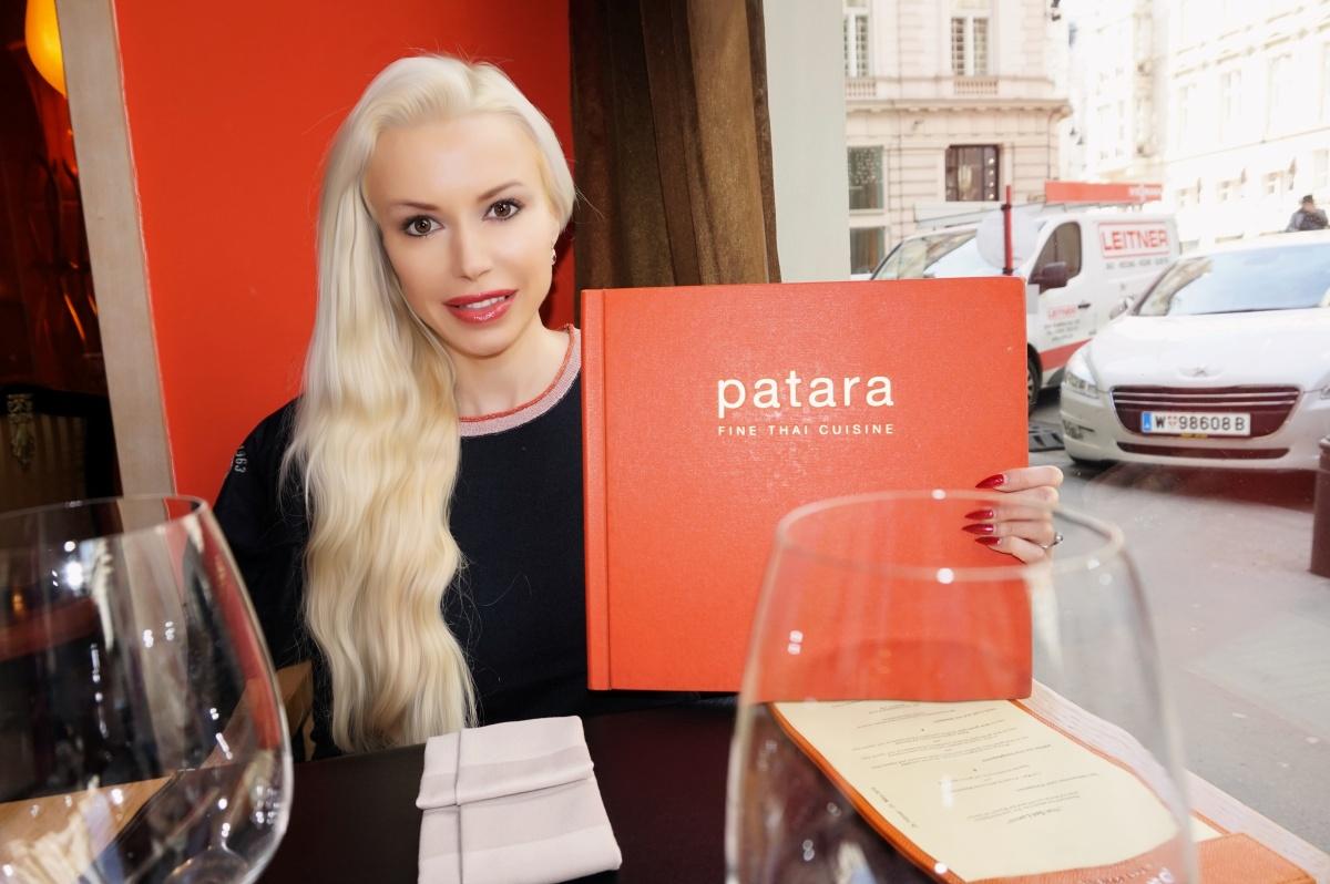 Fine Thai Cusine im Patara in Wien - mein Thai-Traum-Restaurant