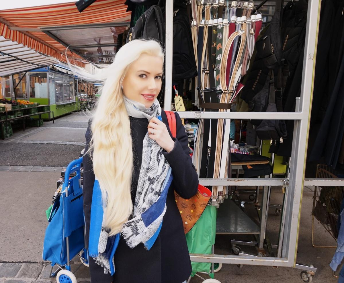 Zu Besuch in Wiens längsten Straßenmarkt, dem Brunnenmarkt